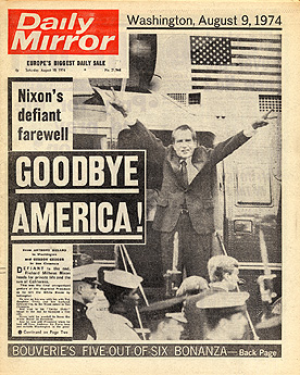 Image result for richard nixon watergate
